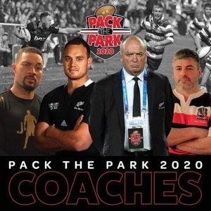 Graham Henry, Joseph Parker, Izzy Dagg to coach